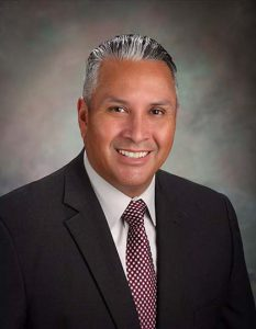 State President Art Gonzales
